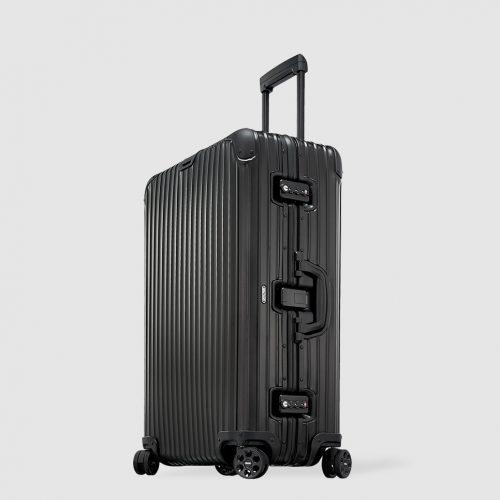 MensRimowa TOPAS STEALTH Medium Suitcase in Black