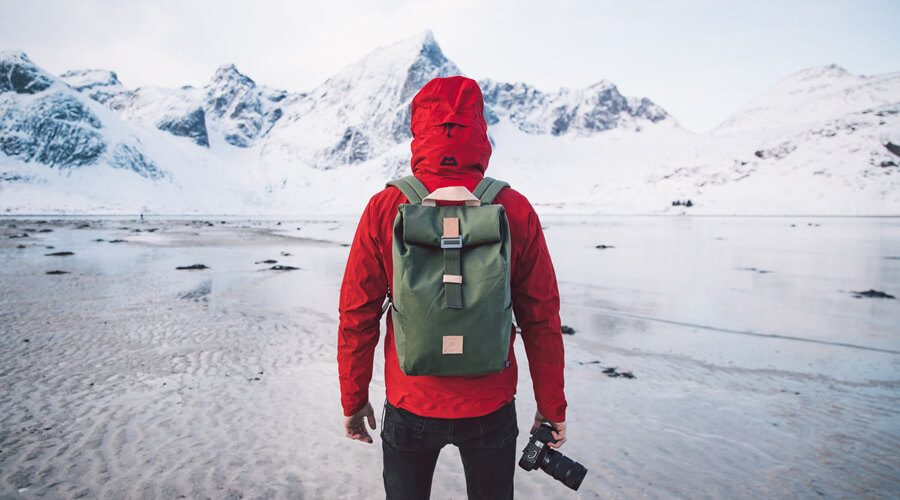 The Level Collective Ethical Outdoor Clothing - Backpack And Outdoor Gear For Arctic Norway | SEIKK Magazine