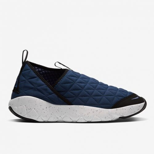 Mens Nike Acg Moc 3.0 Sneakers in Navy