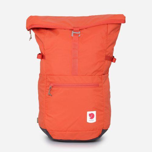 MensFjallraven High Coast Foldsack 24 Backpack in Orange