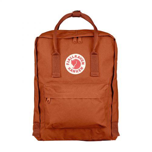 MensFjallraven Kanken Classic Backpack in Brick