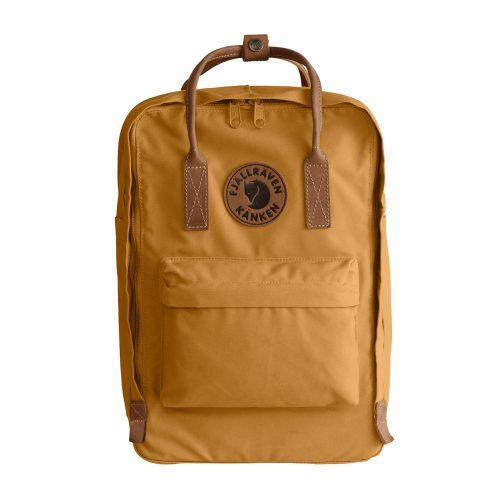 MensFjallraven Kanken No 2 Laptop 15 Backpack in Acorn