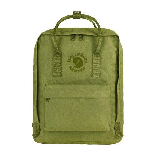 MensFjallraven Re Kanken Backpack in Spring Green