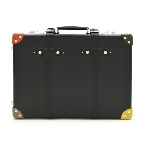 MensGlobe-Trotter x Paul Smith 20 Inch Trolley Case in Black