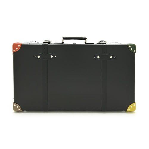 MensGlobe-Trotter x Paul Smith 30 Inch Trolley Case in Black