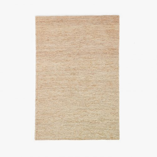 Mens John Lewis Plain Sumac Rug in Natural
