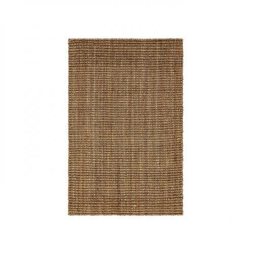 Mens John Lewis Whitby Basketweave Rug in Natural