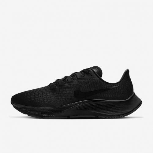 MensNike iD Air Zoom Pegasus 37 Sneakers in All Black