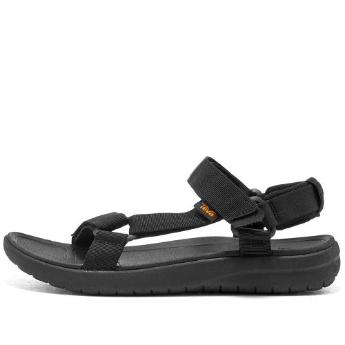 Mens Teva Sanborn Universal Sandals in Black