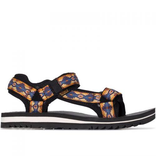 MensTeva Universal Trail Patterned-strap Sandals in Multicolour