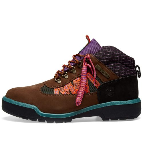Mens Timberland x Staple Field Boots in Brown