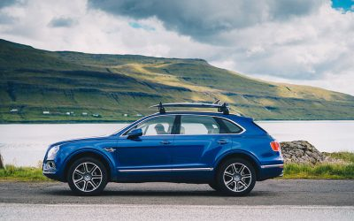 Surfing In The Faroe Islands Guide - Bentley Bentayga Faroes Surfing Road Trip | SEIKK Magazine