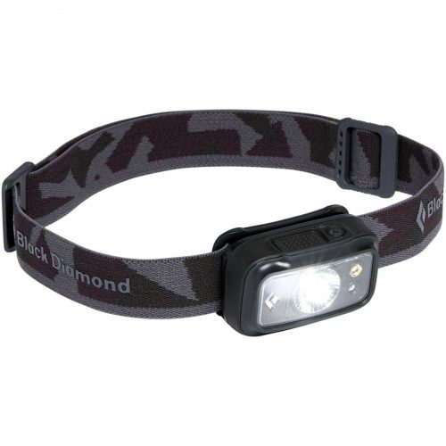 Mens Black Diamond Cosmo 250 Headlamp in Black