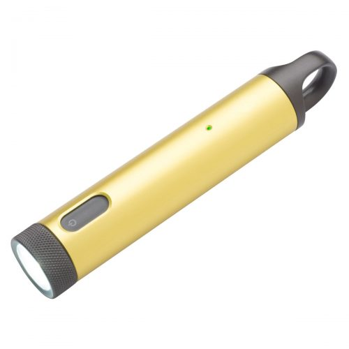 Mens Black Diamond Ember Power Light Flashlight in Yellow
