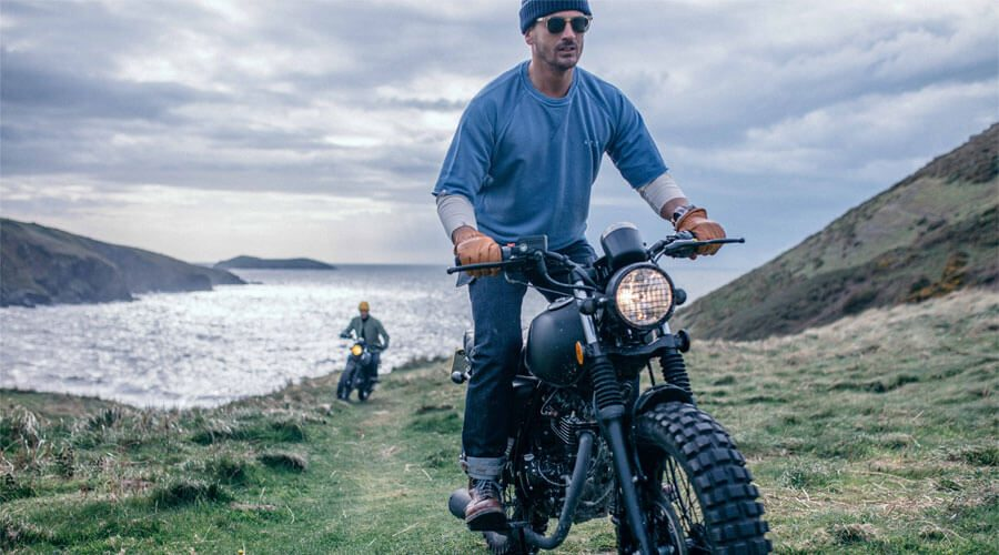 &SONS Clothing : Gentlemen Pioneers – & SONS Workwear Clothes And Black Mutt Motorcycles | SEIKK Magazine