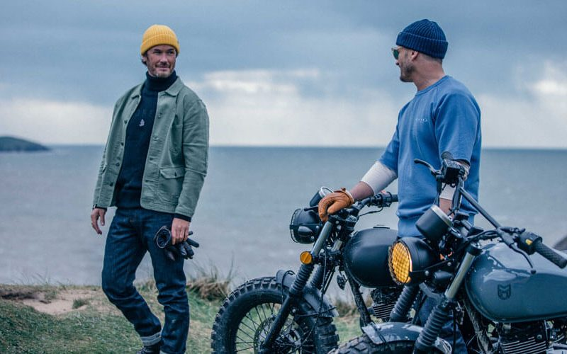 &SONS Clothing : Gentlemen Pioneers – & SONS Workwear And Mutt Motorcycles Riders | SEIKK Magazine