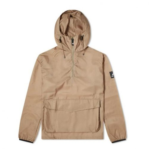 Mens Ark Air Stowaway Jacket in Stone