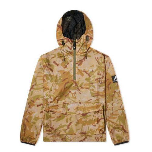 Mens Ark Air Stowaway Jacket in Vista & Tropical Camo