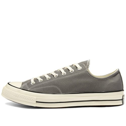 MensConverse Chuck Taylor 1970s Ox Sneakers in Grey Canvas