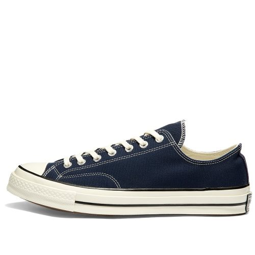 MensConverse Chuck Taylor 1970s Ox Sneakers in Obsidian Blue Canvas