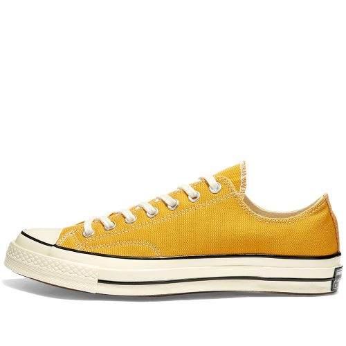 MensConverse Chuck Taylor 1970s Ox Sneakers in Yellow