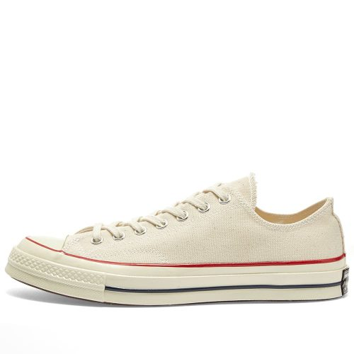 Mens Converse Chuck Taylor 1970s Ox Sneakers in Off White Canvas