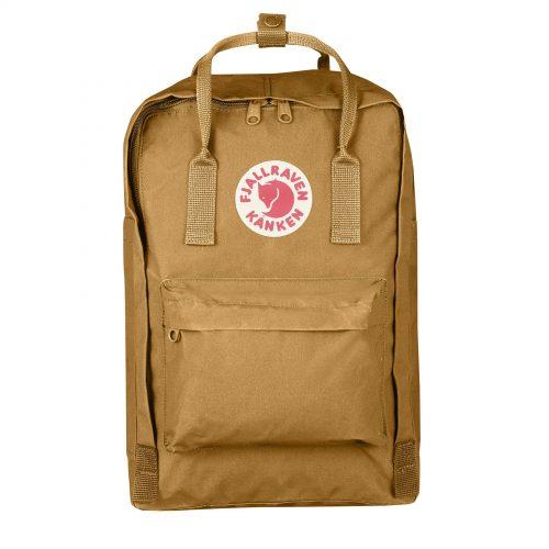 MensFjallraven Kanken 15 Laptop Backpack in Acorn