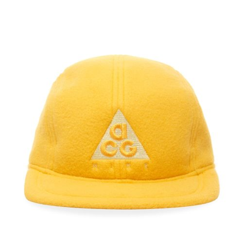 Mens Nike ACG AW84 Cap in Yellow