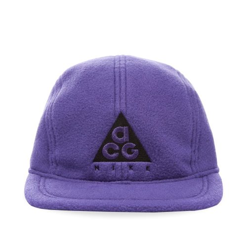 Mens Nike ACG AW84 Cap in Purple