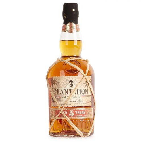 MensPlantation Barbados 5 Year Old Artisanal Rum