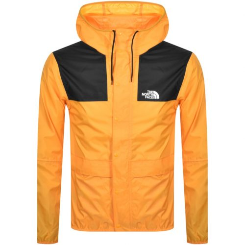 MensThe North Face 1985 Mountain Jacket in Yellow