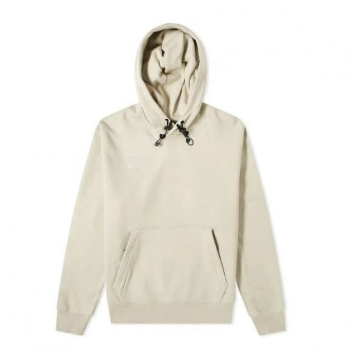 Mens Nike ACG Hoodie in Off-White