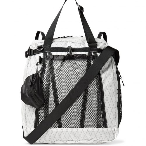 MensAnd Wander Three-in-One X-Pac Tote Bag in White
