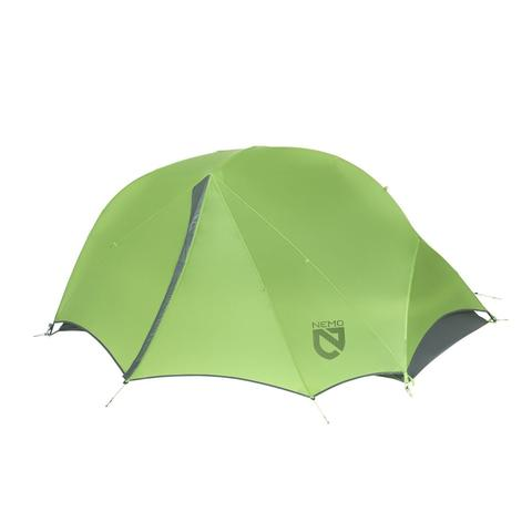Mens NEMO Equipment Hornet Ultralight Backpacking Tent 1P in Green