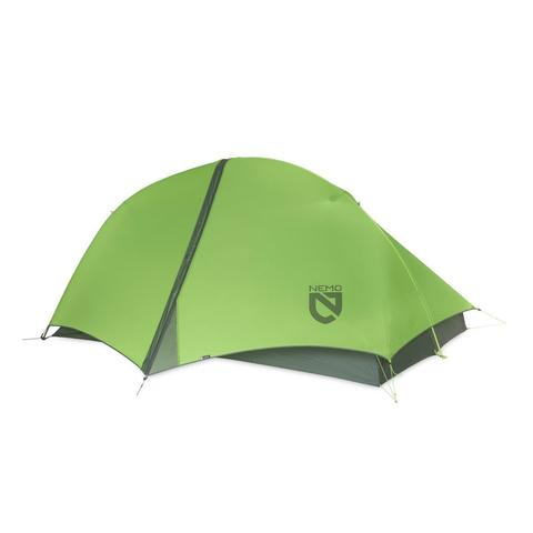 Mens NEMO Equipment Hornet Ultralight Backpacking Tent 2P in Green