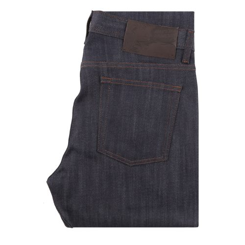 Mens Naked and Famous Denim Skinny Guy Jeans in Indigo