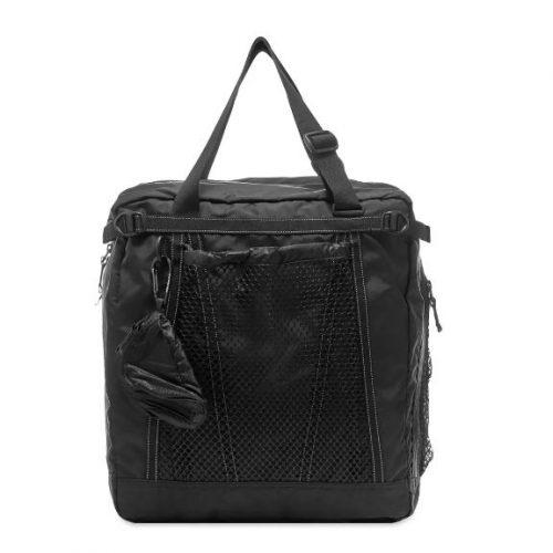 MensAnd Wander 25L Tote Bag in Black