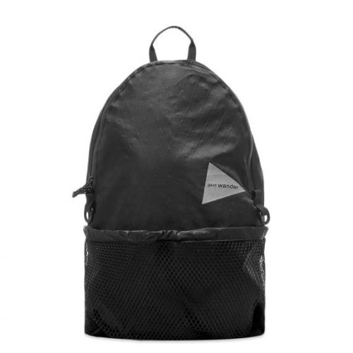 MensAnd Wander X-Pac 20L Daypack Backpack in All Black