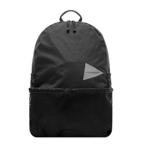 MensAnd Wander X-Pac 20l Daypack Backpack in Black