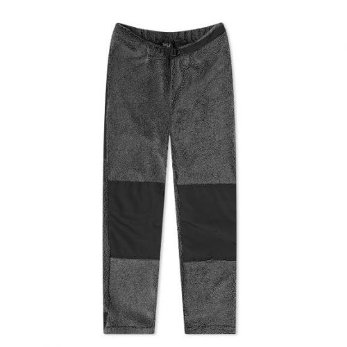 Mens orSlow New Yorker Pant in Black Fleece